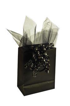 Free Black Gift Bag Stock Photos - 15942953