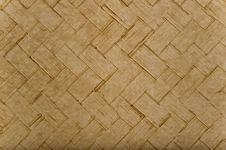 Free Wicker Or Weave Pattern Material Royalty Free Stock Images - 15943119