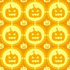 Free Cute Halloween Pattern Stock Photos - 15944893