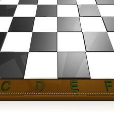 Free Macro Chess Board Stock Photos - 15945703