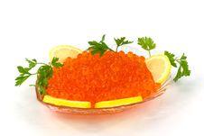 Free Red Caviar Royalty Free Stock Image - 15945706
