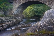 Free Bridges At Killin Royalty Free Stock Photo - 15945815