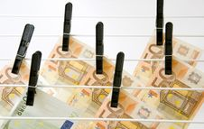 Free Euro Money Stock Photography - 15946062