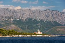 Free Lighthouse On Hvar, Croatia Stock Images - 15947504