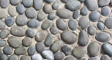 Free Closeup Of Cobblestones On A Street Royalty Free Stock Photos - 15947688