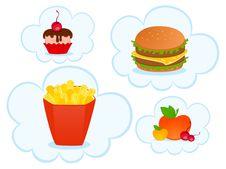 Free Cheeseburger Royalty Free Stock Images - 15948049