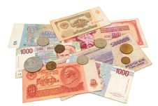Free Obsolete Money Isolated Stock Photography - 15948352