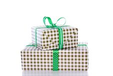 Free Holiday Presents Royalty Free Stock Photography - 15949147