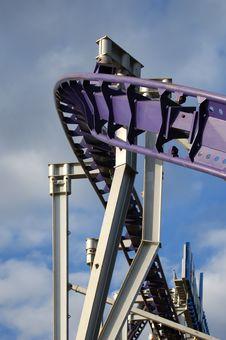 Free Roller Coaster Royalty Free Stock Photos - 15949308