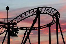 Free Roller Coaster Stock Image - 15949511