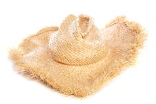 Free Straw Cowboy Hat Stock Images - 15949704