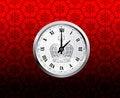 Free Vintage Clock Stock Photo - 15953130
