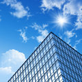 Free Modern Building Royalty Free Stock Photography - 15958147