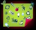 Free Ecology Icons Stock Photos - 15958503