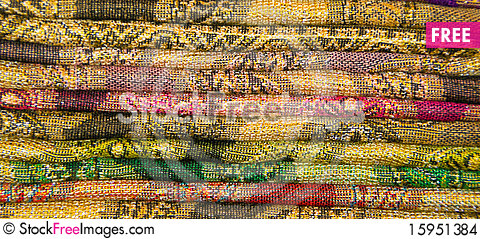 Free Fabric Stock Images - 15951384