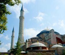 Free Hagia Sofia Stock Images - 15950214
