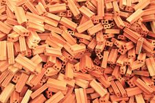 Free Stack Of Brickwork Stock Image - 15950481