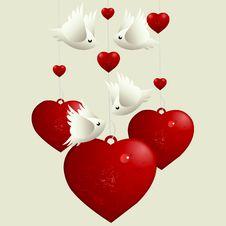 Free Valentine Illustration Stock Photos - 15950803