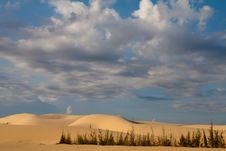 Free Sand Dunes Stock Images - 15950934