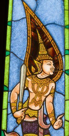 Free Oriental Art Royalty Free Stock Photography - 15951217