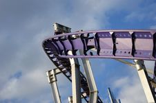 Free Roller Coaster Royalty Free Stock Images - 15952589