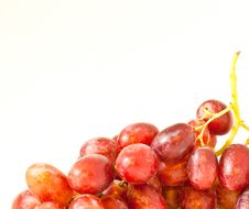 Free Bunch Of Red Grapes Stock Photo - 15953220