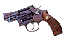 Free Smith Wesson .357 Short Royalty Free Stock Photos - 15953898