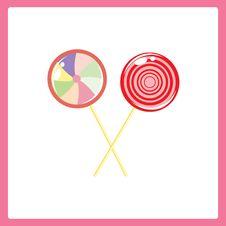Free Lollipops Stock Image - 15954861