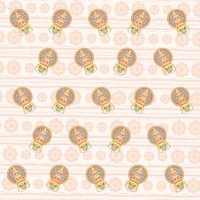 Free Pattern Background Royalty Free Stock Image - 15956836