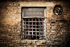 Free Old Window Royalty Free Stock Photo - 15956905