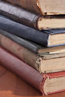 Free Antiquarian Books Stock Image - 15957691