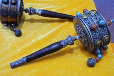 Free Tibet Buddhist Instrument Royalty Free Stock Photos - 15957958