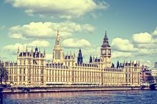 Free Houses Of Parliament, London Stock Photo - 15958080