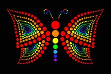 Free Colorful Butterfly Stock Photos - 15958243
