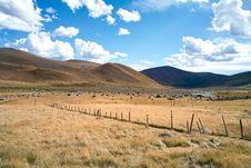 Beautiful Pasture Stock Photo