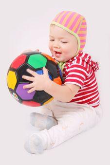 Free Child Playing Stock Photos - 15958573