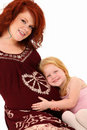 Free Mother Daughter Baby Royalty Free Stock Images - 15966709