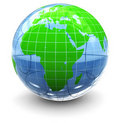Free Earth Globe Royalty Free Stock Image - 15967456