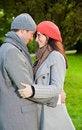 Free Couple Park Stock Photo - 15968910