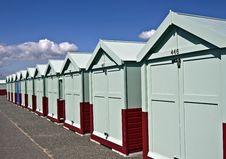 Free Beach Huts Stock Photos - 15960853