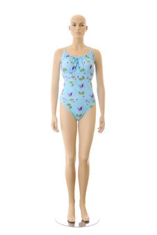Free Mannequin In Swimsuit | Isolated Stock Photos - 15960933
