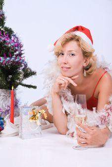 Free Mrs. Santa Clause Royalty Free Stock Photos - 15961578