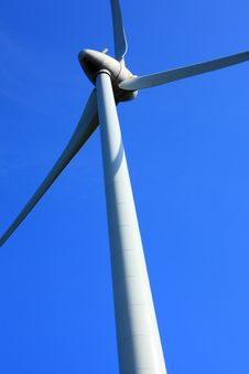 Free Wind Turbine Stock Photography - 15961582