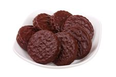 Free Photo Of Chocolate Cookies Stock Photography - 15962152