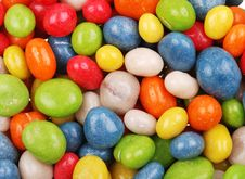 Free Multicolored Sweets Covered With Glaze Stock Photography - 15962722