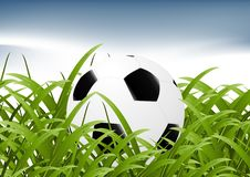 Free Football Background Royalty Free Stock Image - 15962746