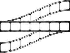 Free Film Shape Stock Image - 15963281