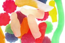 Free Jelly Lollies Royalty Free Stock Photography - 15963407