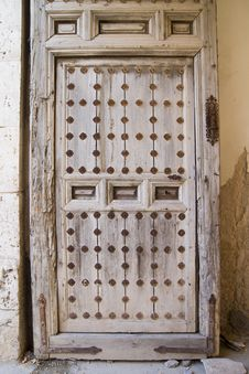 Free Old Wood Gate Stock Photos - 15964173