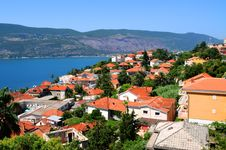 Free View From Herzeg Novi Fortress Royalty Free Stock Photos - 15964228